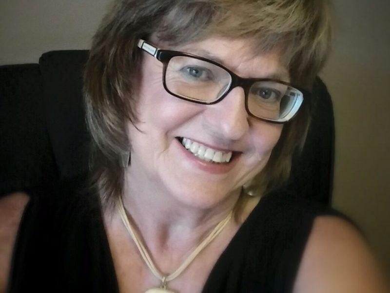 Portrait of Jackie Fraser-Dunfield.