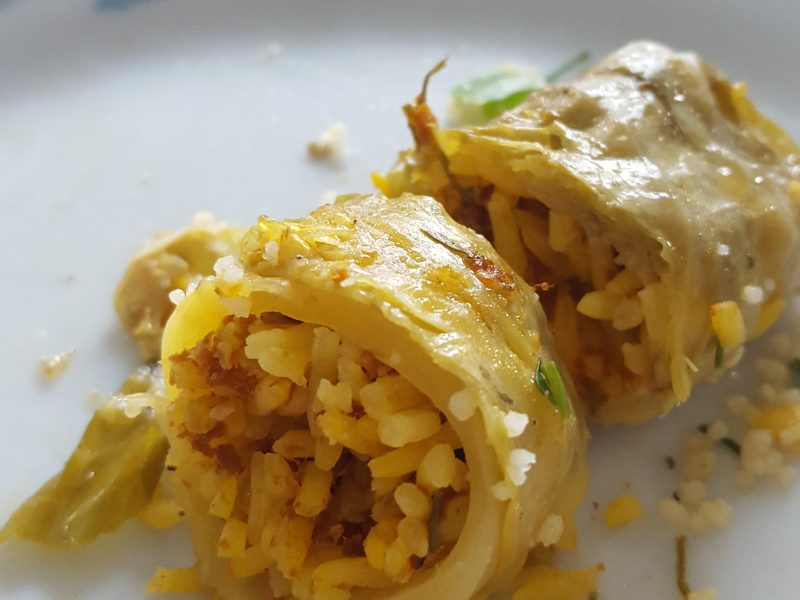 Cabbage Mèchi