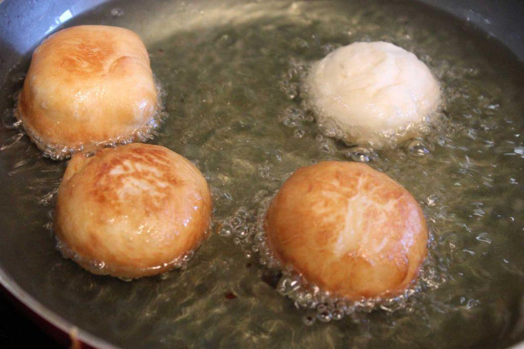 Johhnycakes (Fried Dumpling)