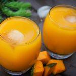 Pumpkin Pineapple Cooler