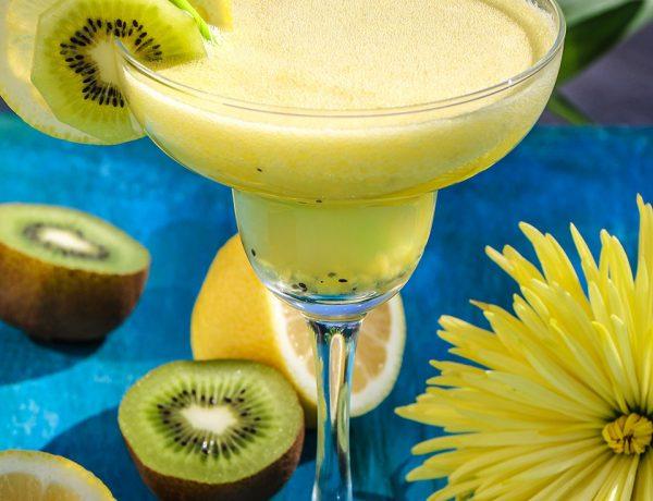Kiwi Mango Martini