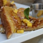 Tropical French Toast with Mango Compote