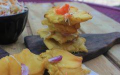 Haiti's Twice-fried breadfruit