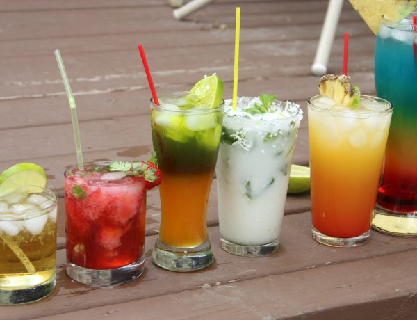 Summer Cocktails and Mocktails