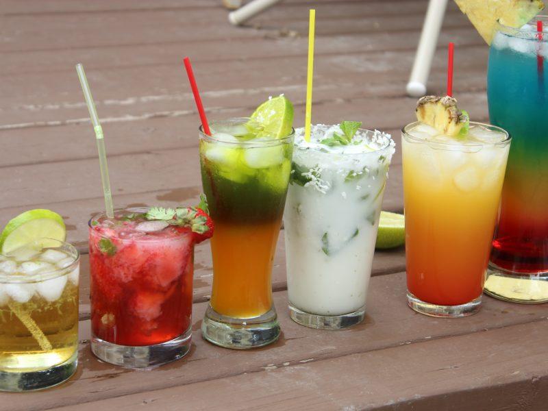 Summer Cocktails and Mocktails