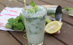 Tropical Coconut Mojito