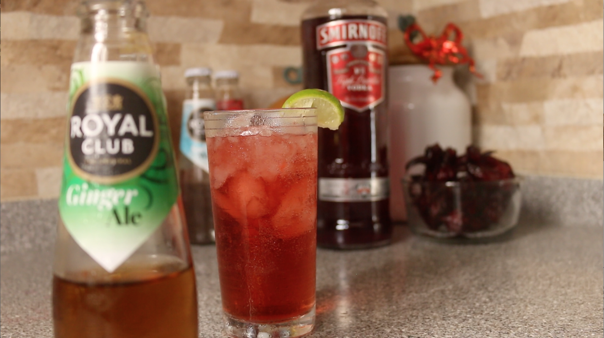 Royal Club Sorrel Vodka Ale