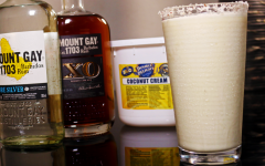 Twice Spiked Coconut Cream Cocktail