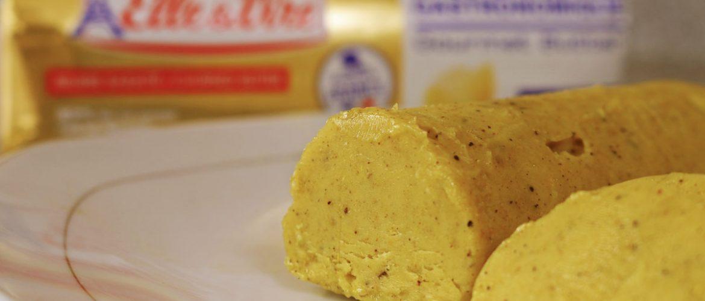 Honey Curry Butter