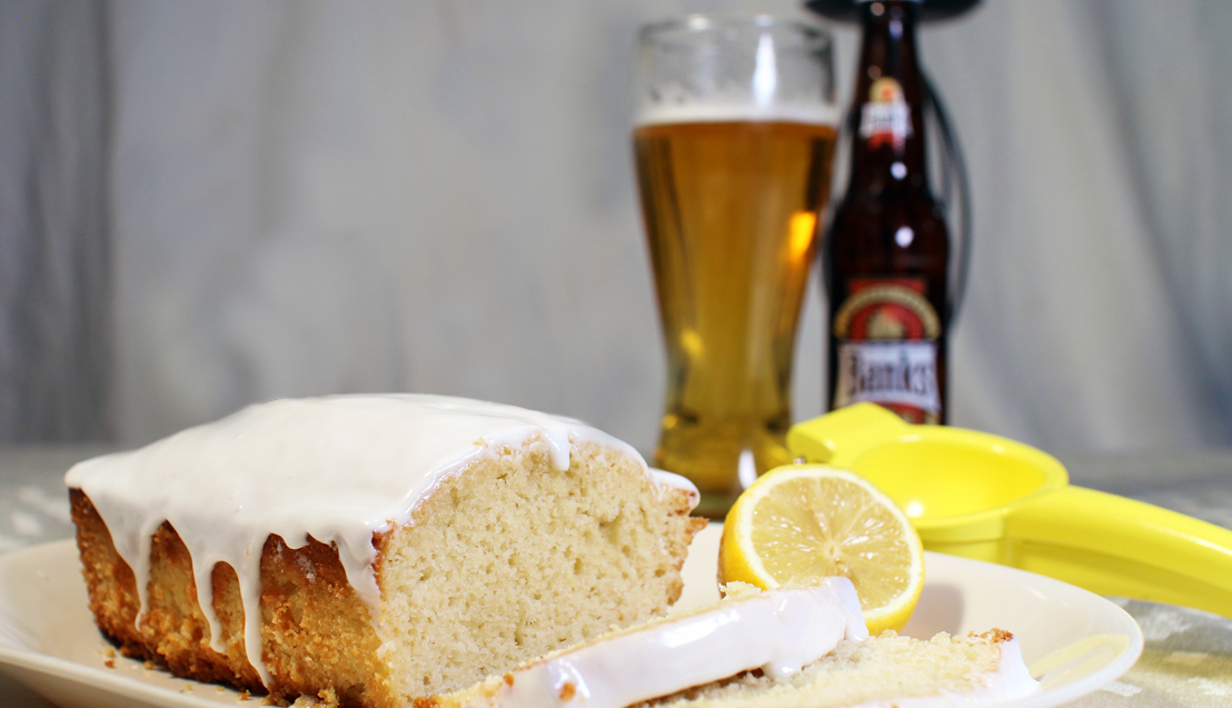 Lemon Beer Cake