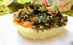 Vegetable-egg-sauce