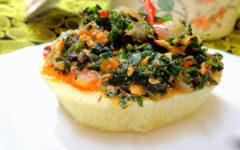 Vegetable-egg-sauce