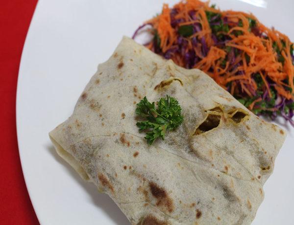 Cassava Roti