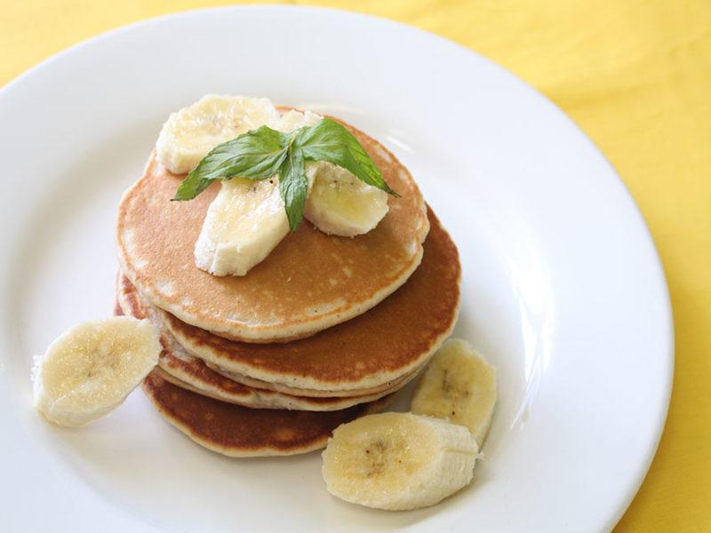 Cassava Blended Pancakes