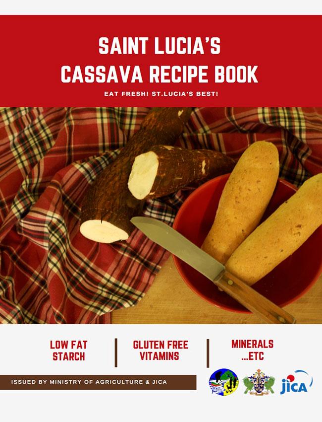 Saint Lucia's Cassava Recipe Book